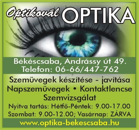 Optikovál Optika
